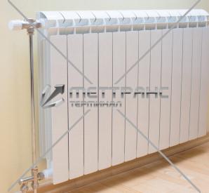 Радиатор панельный в Казани