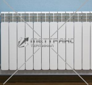 Радиатор биметаллический в Казани